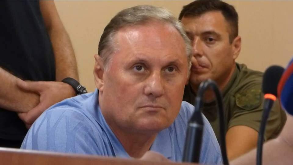 Заключенного в Старобельстве Ефремова уличили в нехарактерном для тюрьмы загаре