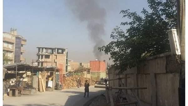 В Кабуле произошел взрыв смертника. Есть погибшие