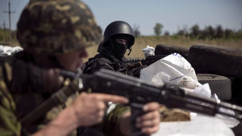 За минувшие сутки в АТО один военнослужащий ВСУ получил ранение
