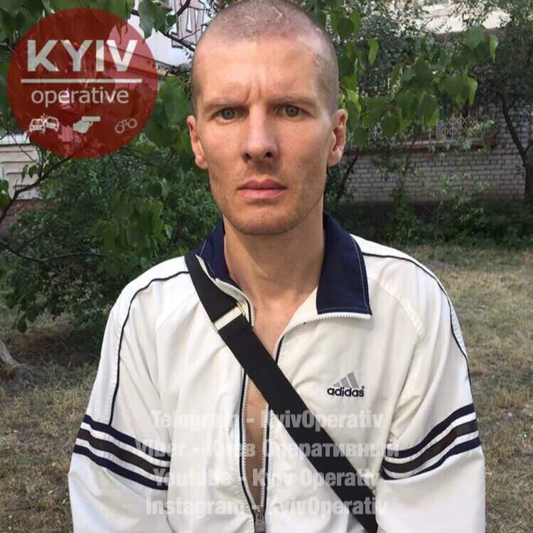В Киеве трое мужчин обчистили сразу две квартиры (фото)