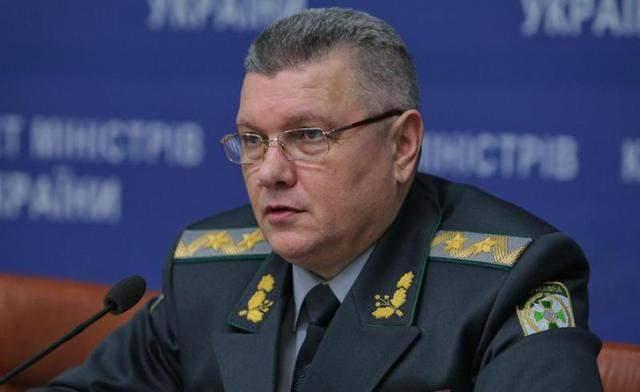 Назаренко решил покинуть пост главы Госпогранслужбы