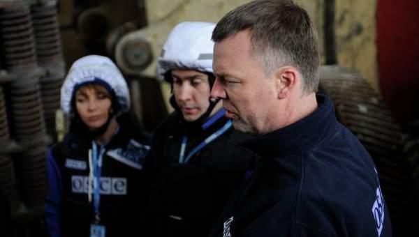 Хуг заявил, что число погибших гражданских лиц на Донбассе колоссально возросло