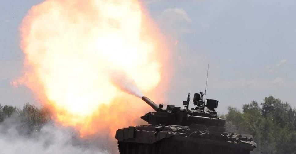 В зоне проведения АТО огонь велся из танков