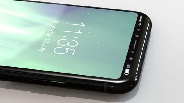 Forbes показал, каким будет iPhone 8
