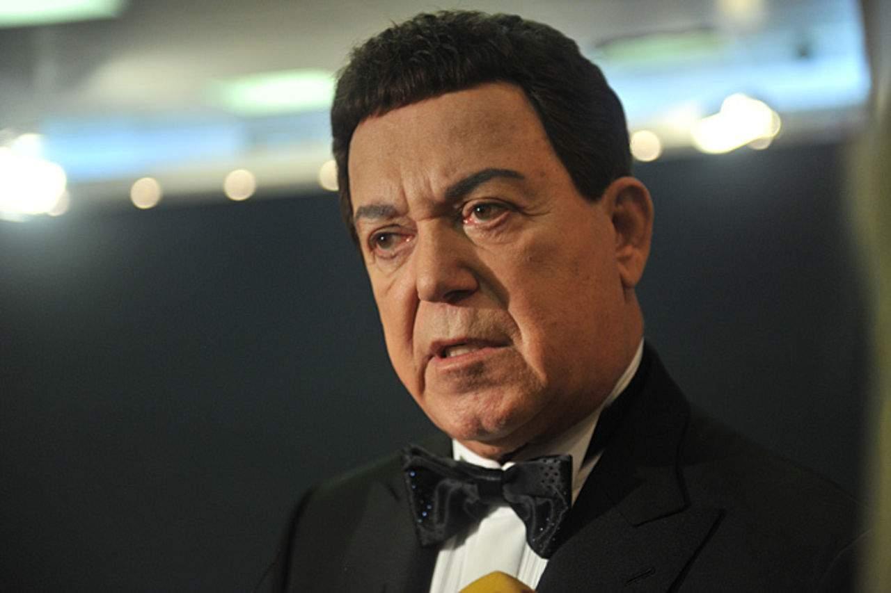 Кобзон отреагировал на лишение его звания почетного гражданина Славянска