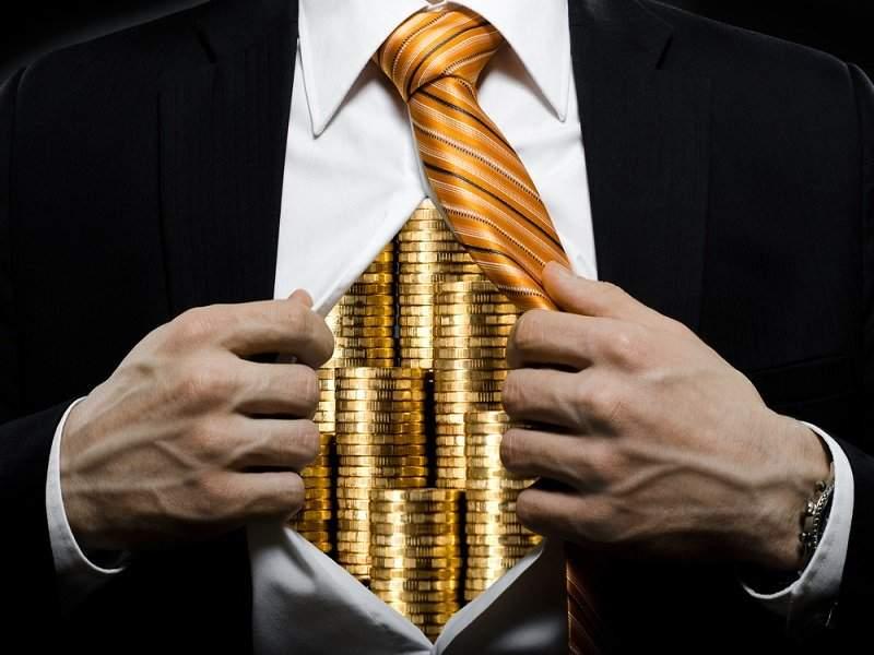 Столичный банкир ограбил свое финучреждение на круглую сумму