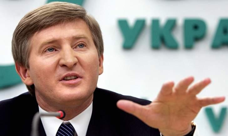 Районный суд Киева повторно арестовал акции Ахметова
