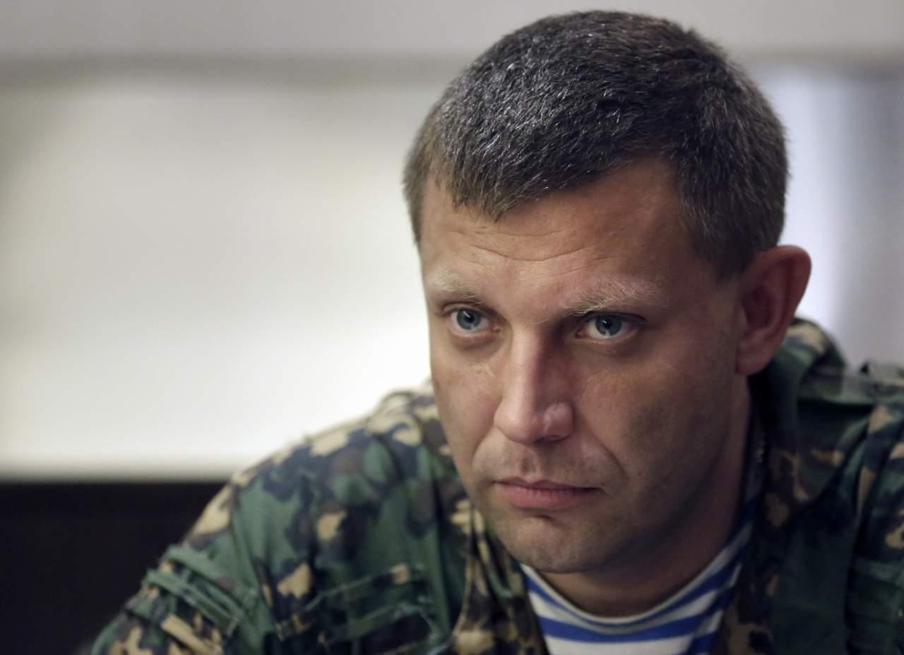 Захарченко о Малороссии: Окончательных решений пока нет (видео)