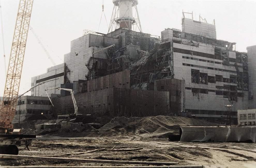 HBO представит сериал о Чернобыльской трагедии