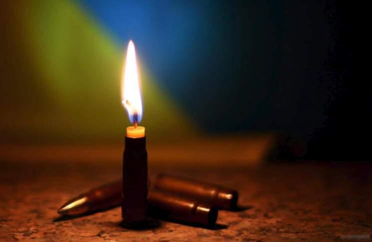 На Донбассе в результате обстрела погиб украинский военнослужащий
