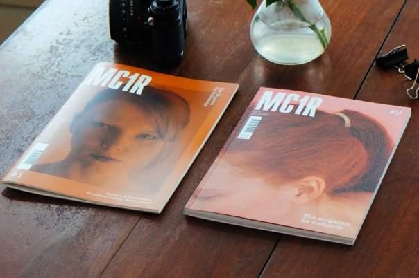 В мире стартовало издательство журнала для рыжеволосых