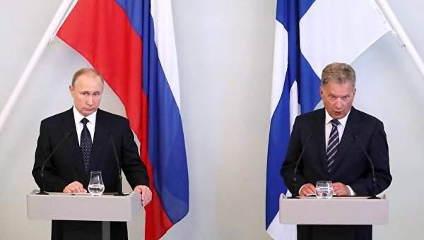 Финский и российский президенты об Украине: ситуация не улучшается