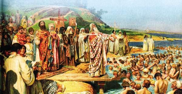 Порошенко поздравил украинцев с днем Крещения Руси