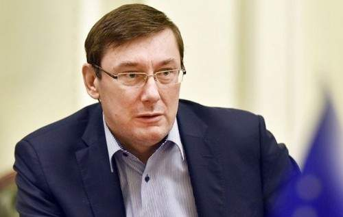 Луценко подвел промежуточные итоги расследования по делу Клименко