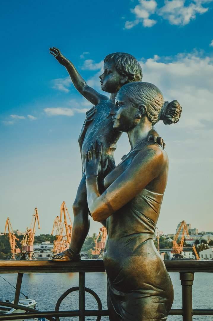 Невероятная Одесса: Завораживающие кадры (Фото)