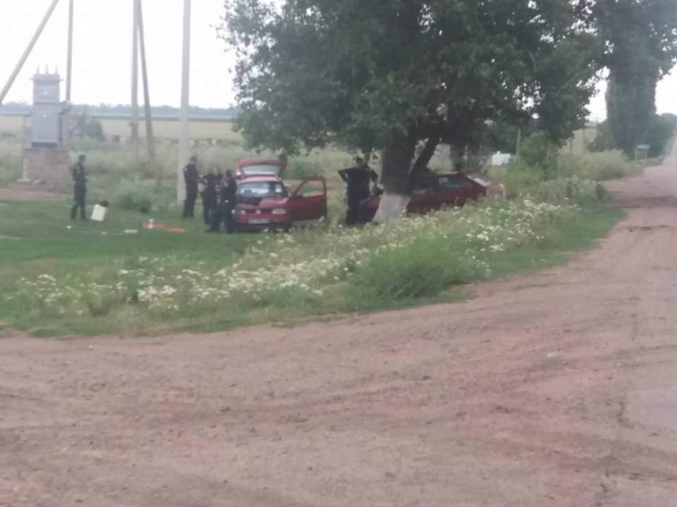 В Кировоградской области жители села создают отряды самообороны (фото)
