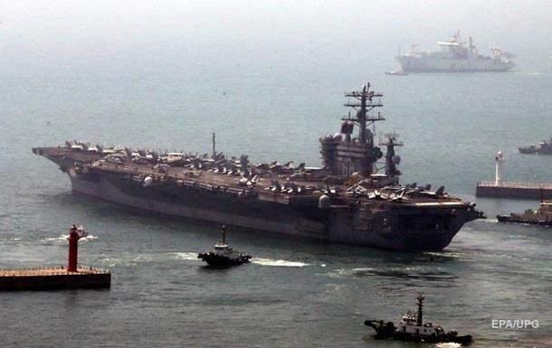 Авианосец США совершил провокационный шаг в отношении Ирана