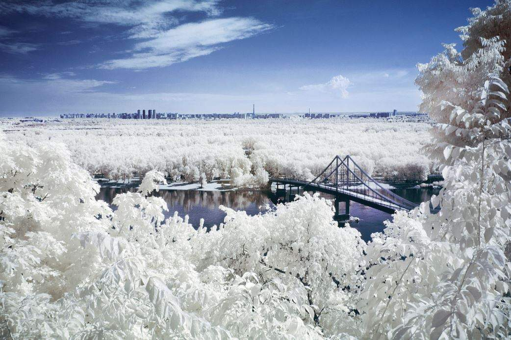 Фантастические снимки величественного Киева (Фото)