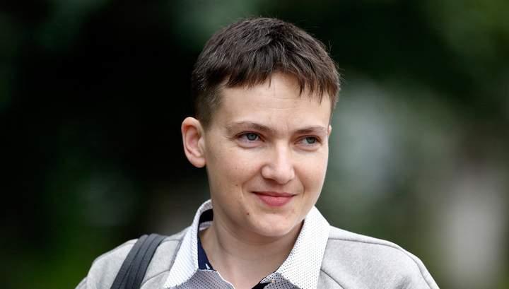 Савченко объяснила, почему пожала руку Добкину