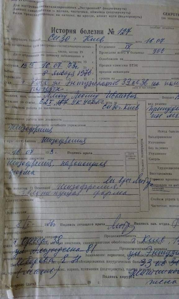 Эксперты изучат медкарты всех пациентов психбольницы строгого наблюдения в Днепре