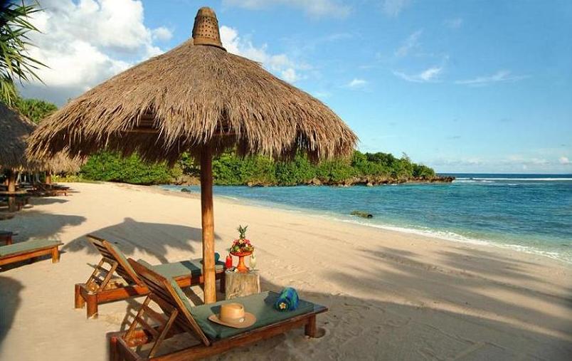 Курорты Бали: зона повышенного комфорта Нуса-Дуа