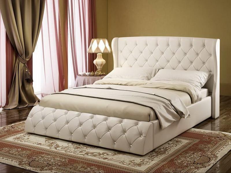 Полуторная кровать из дерева в Москве: цена производителя