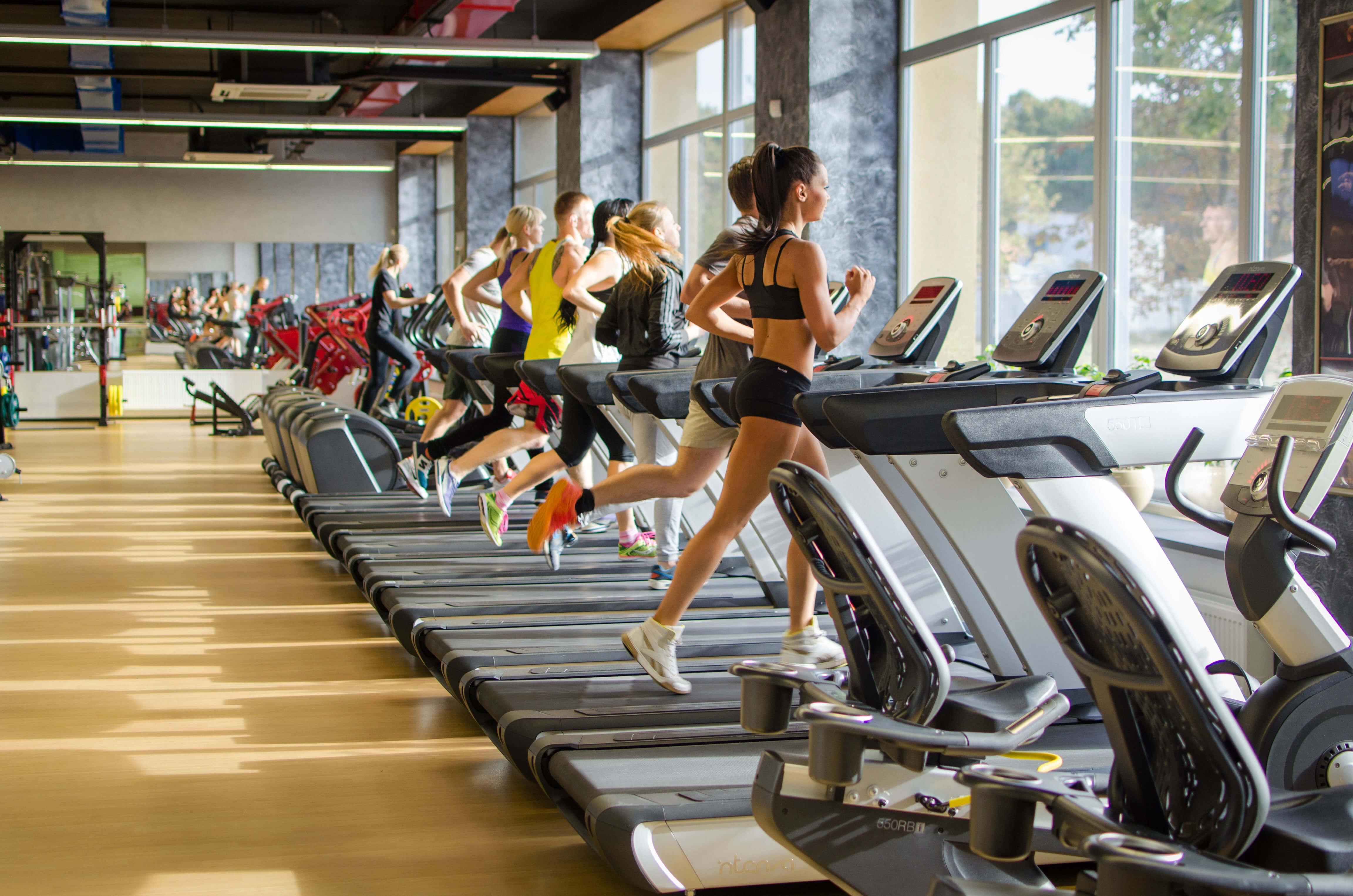 Фитнес-клуб на Салтовке: лучшее оборудование, бассейн, бани и СПА