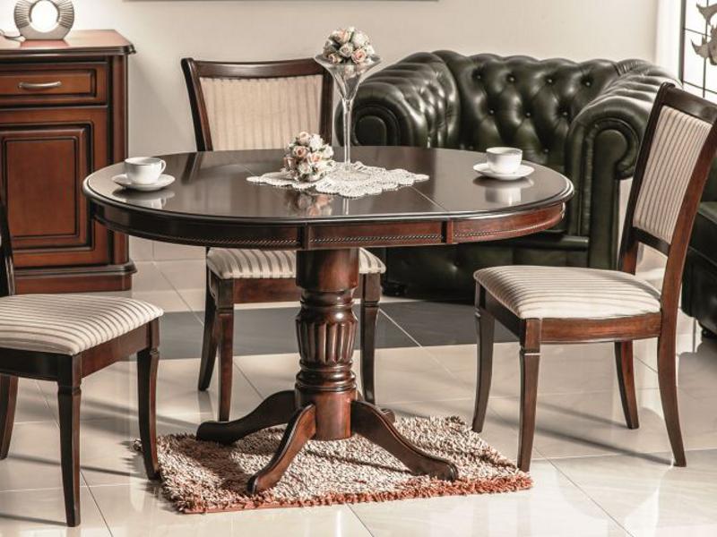 Столы из цельного массива: цена и качество производителя
