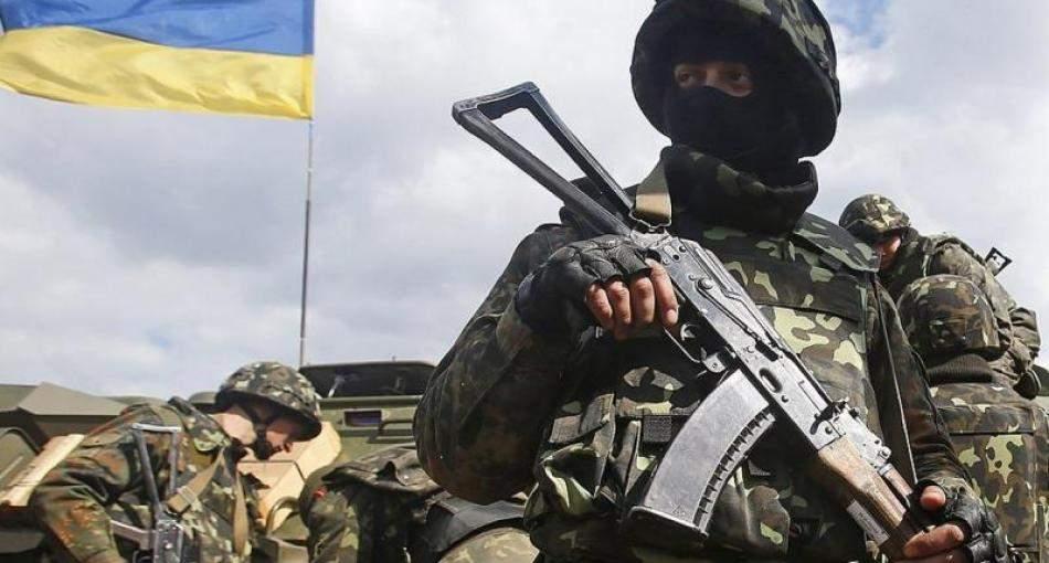 Противник обстрелял позиции бойцов ВСУ в трех населенных пункта Луганской области