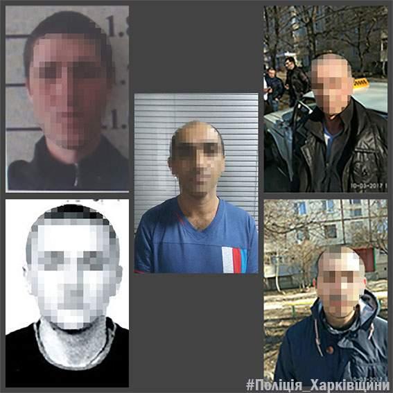 Харьковские правоохранители разоблачили банду лжеполицеских