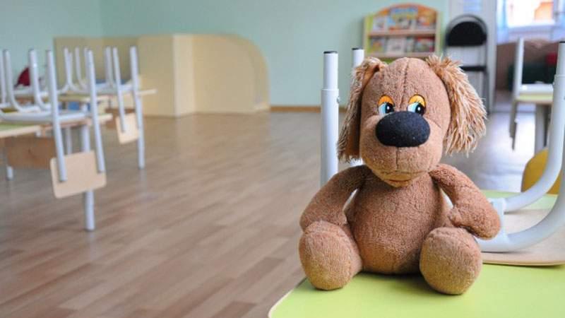 На Донбассе в одном из детсадов массово заболели дети