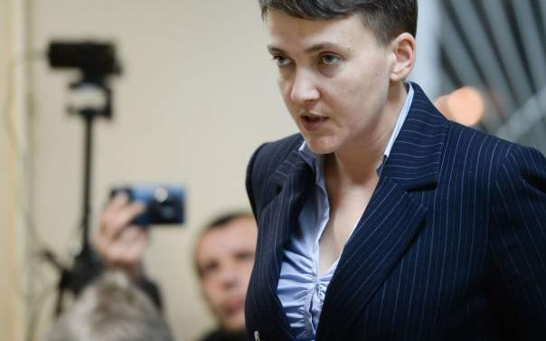 Савченко сделала откровенное признание