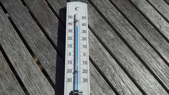 Из-за сильной жары в Луцке скончалась пожилая женщина