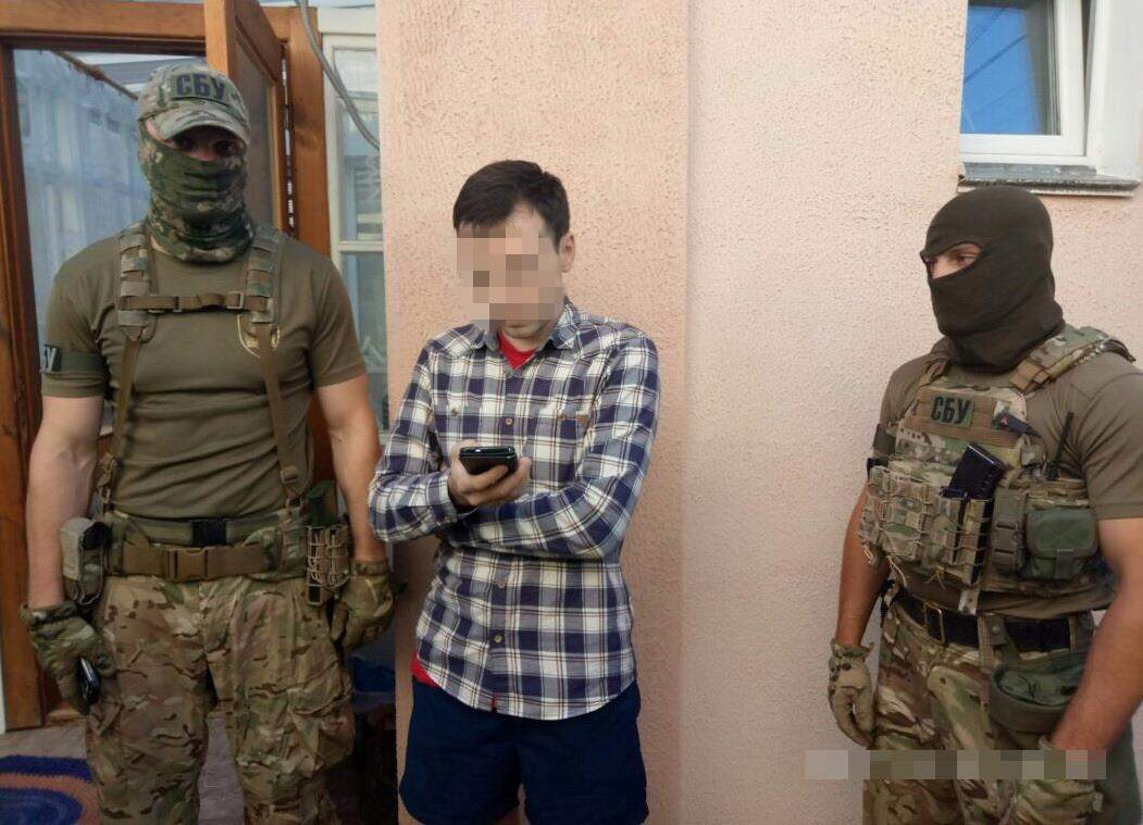 Общественник: Арест житомирского журналиста и политолога  - заказ