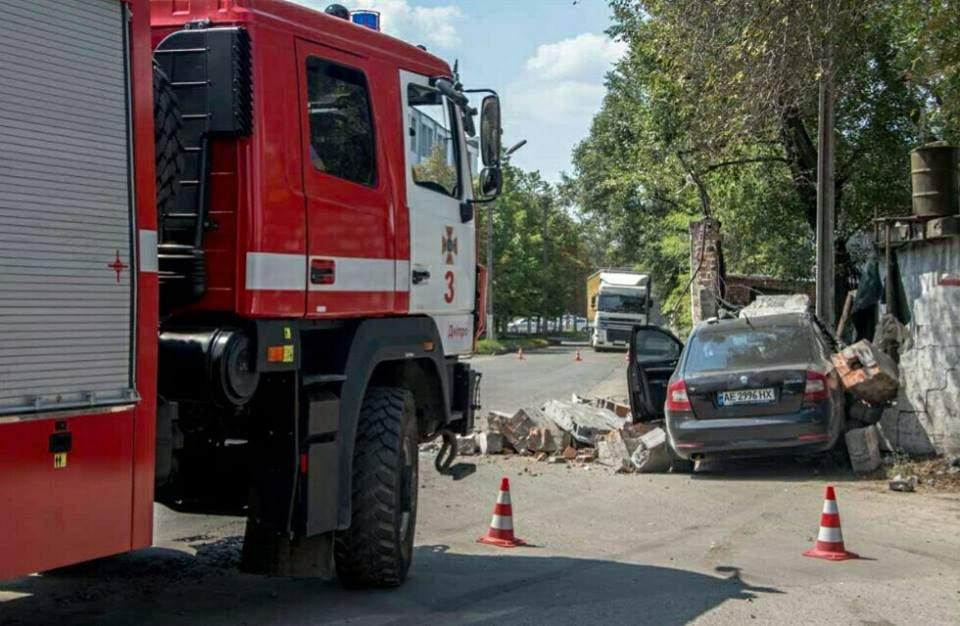 В Днепре произошла жуткая авария с пострадавшими (Фото)