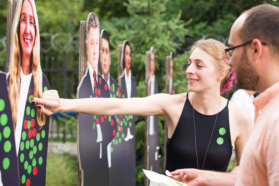 Максим Нефёдов и Иванна Климпуш-Цинцадзе признаны лучшими реформаторами (фото)