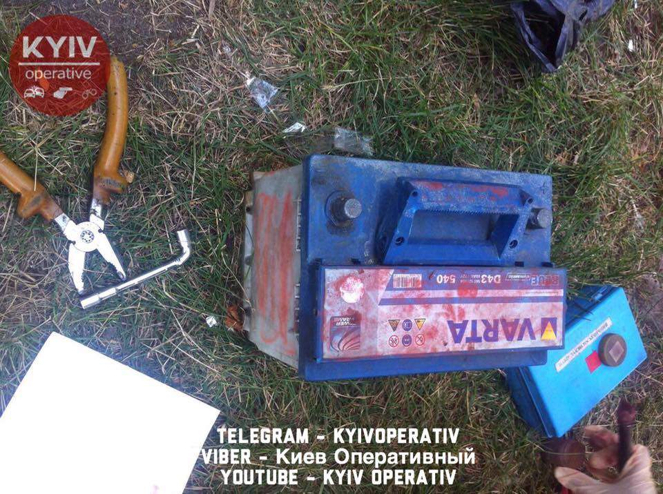 В Киеве преступника дважды поймали на аналогичных кражах