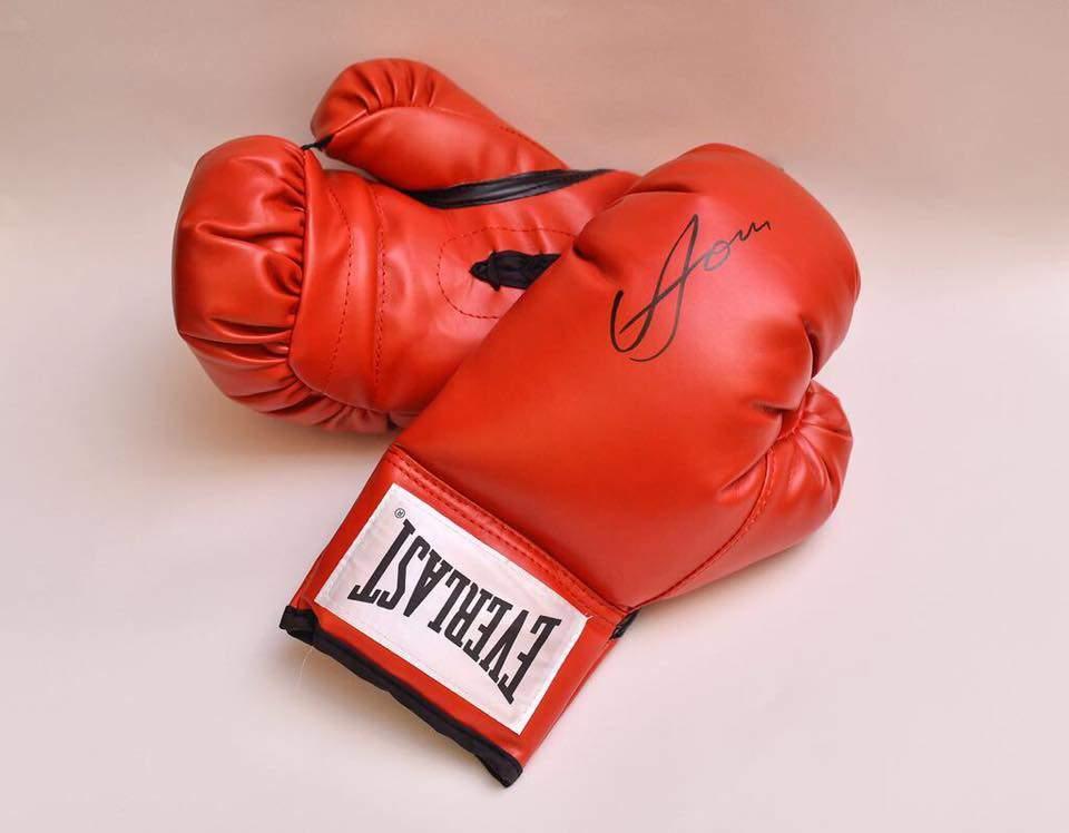 Чемпион по боксу Ломаченко сделал Порошенко
