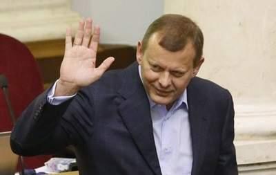 Решение ВР о снятии неприкосновенности с Клюева суд отменять не будет