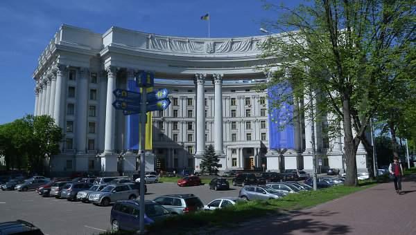 МИД Украины выразило ноту протеста Польше, в связи с последними действиями Варшавы