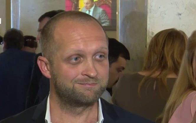 Имущество Полякова арестовали после его заявления: