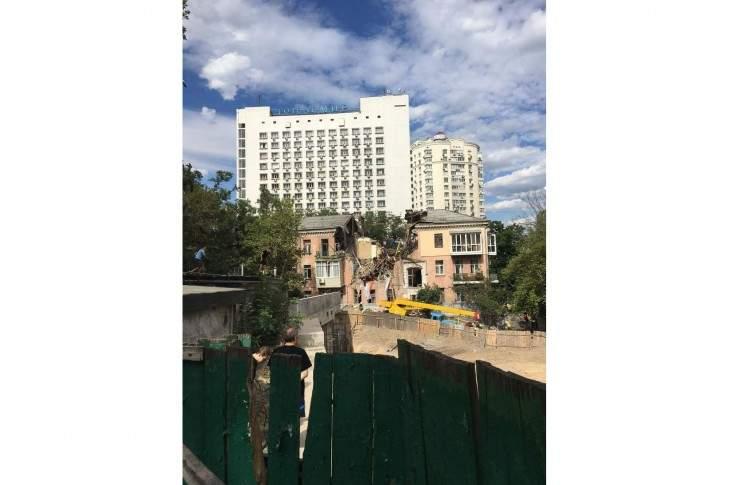 Взрыв многоэтажки в Киеве: Жильцы требуют от властей возместить убытки