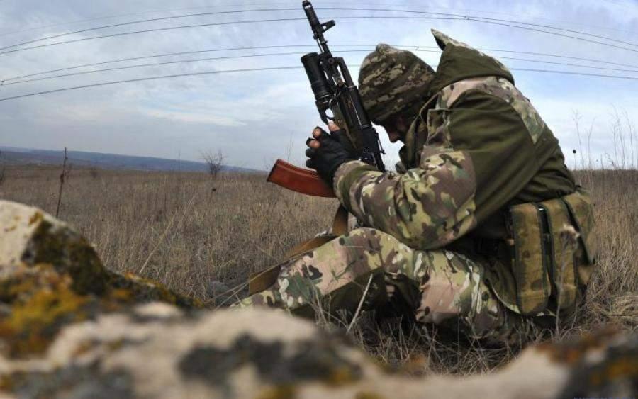 Боевые потери на Донбассе: 2 бойцов ВСУ погибли, 5 получили ранение