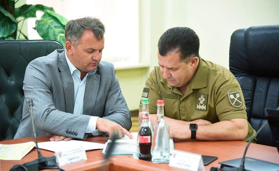 Министр обороны Украины намерен открыть военный лицей во Львовской области