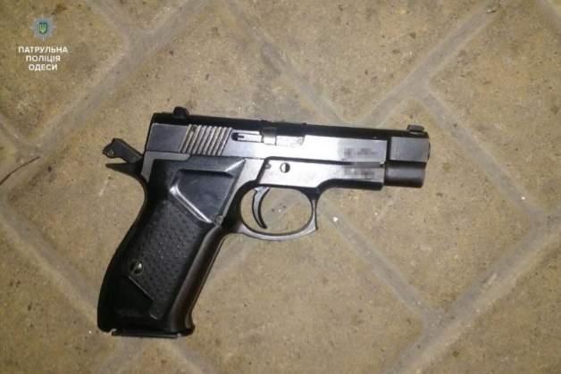 Стрельба в Одессе: Мужчина попытался решить конфликт с помощью оружия