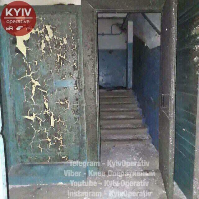 Взрыв в жилом доме на Киевщине: есть пострадавшие (фото)