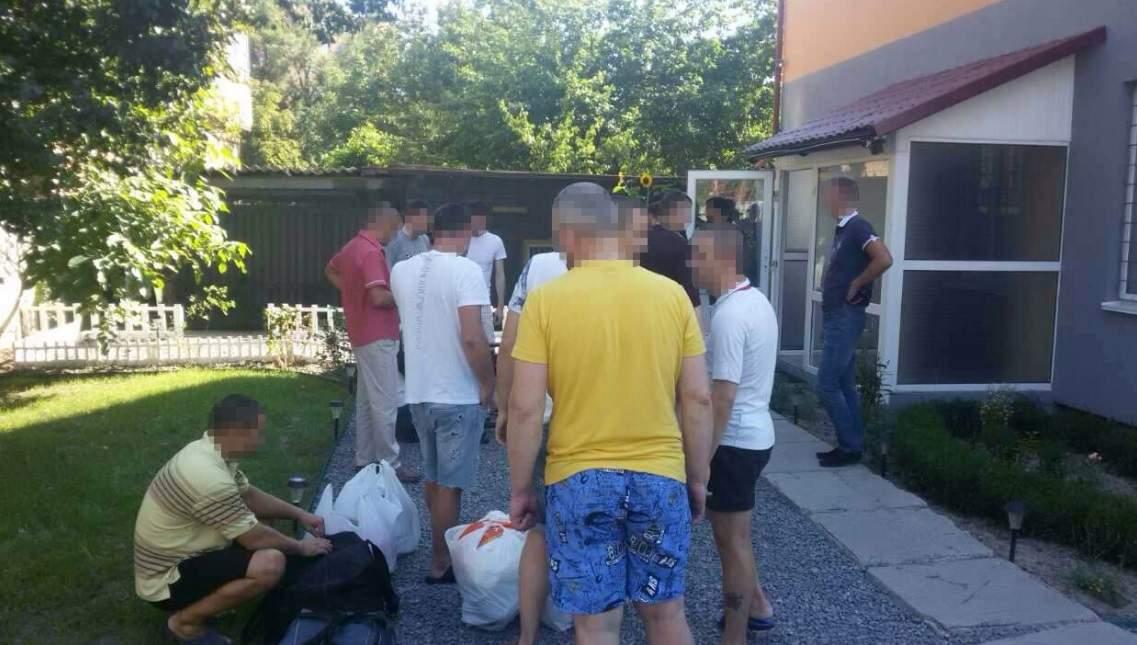 В Полтавском реабилитационном центре насильно удерживали наркозависимых
