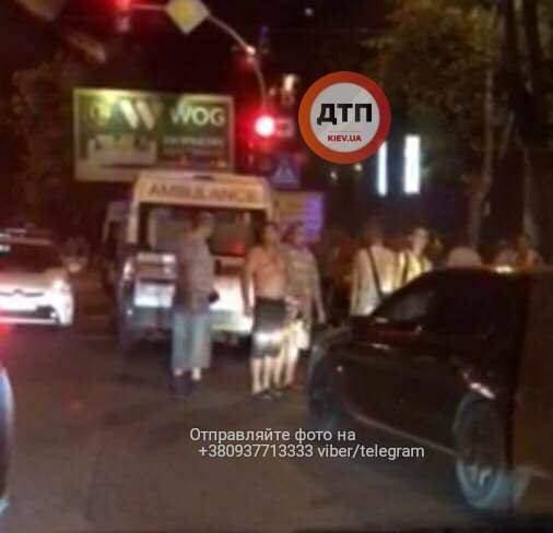 В столице произошла жуткая авария с пострадавшими (Фото)