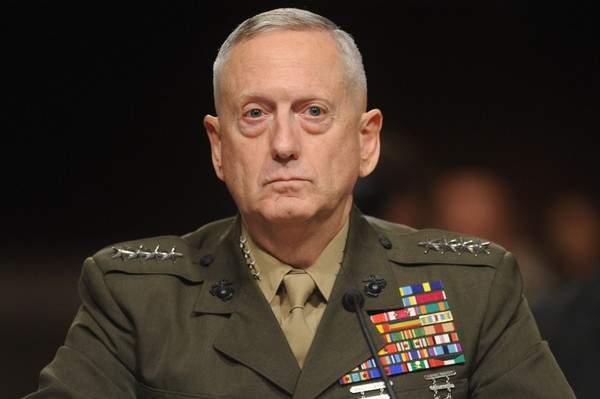 Министр обороны США: