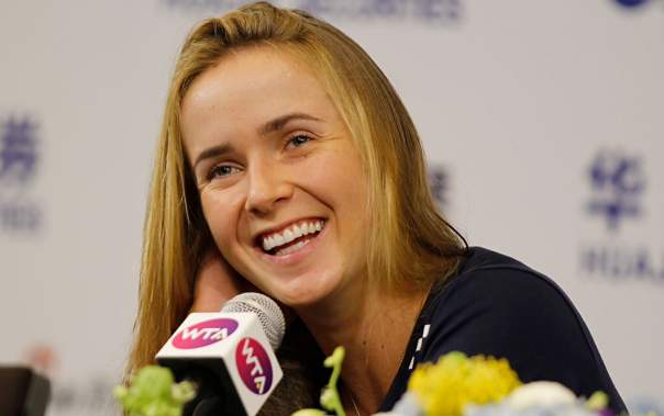 Свитолина улучшила свои показатели в рейтинге WTA